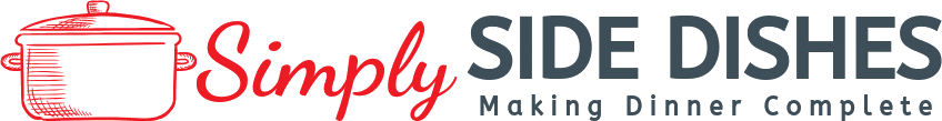Simply Side Dishes logo