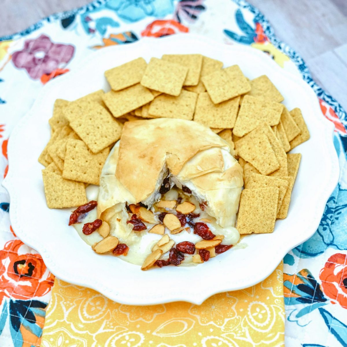 How to Bake Brie