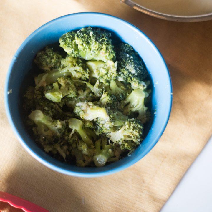 Longhorn Broccoli