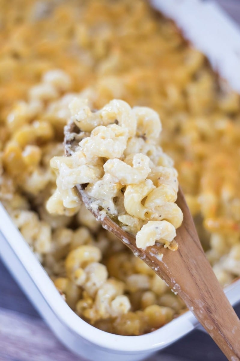 Copycat Costco Mac and Cheese Recipe