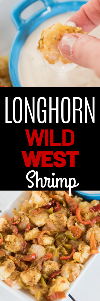 Copycat Longhorn Wild West Shrimp - these are absolutely delicious! You can fry them on your stove or even in your Instant Pot! via @simplysidedishes89