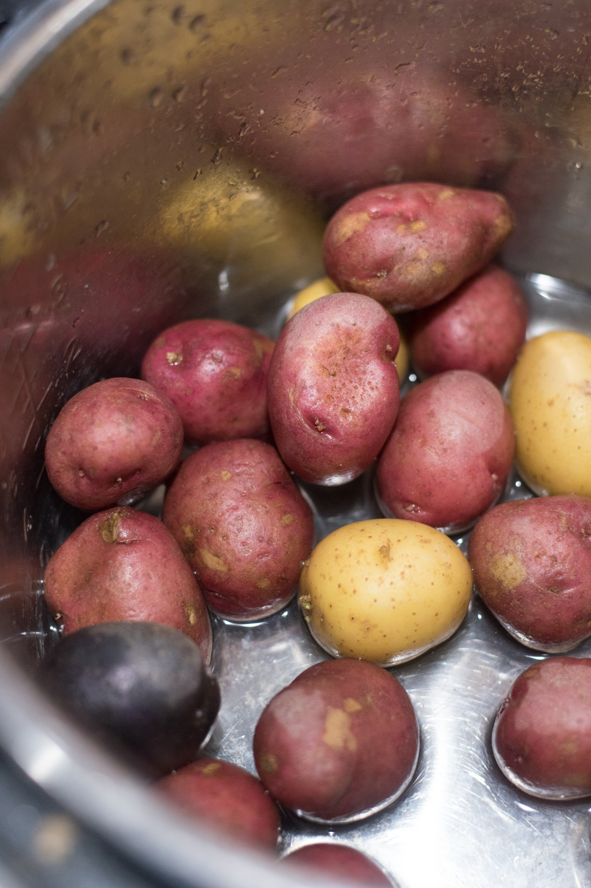 How to Prepare Petite Potatoes