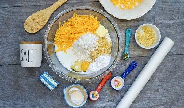 cheddar bay biscuit ingredients