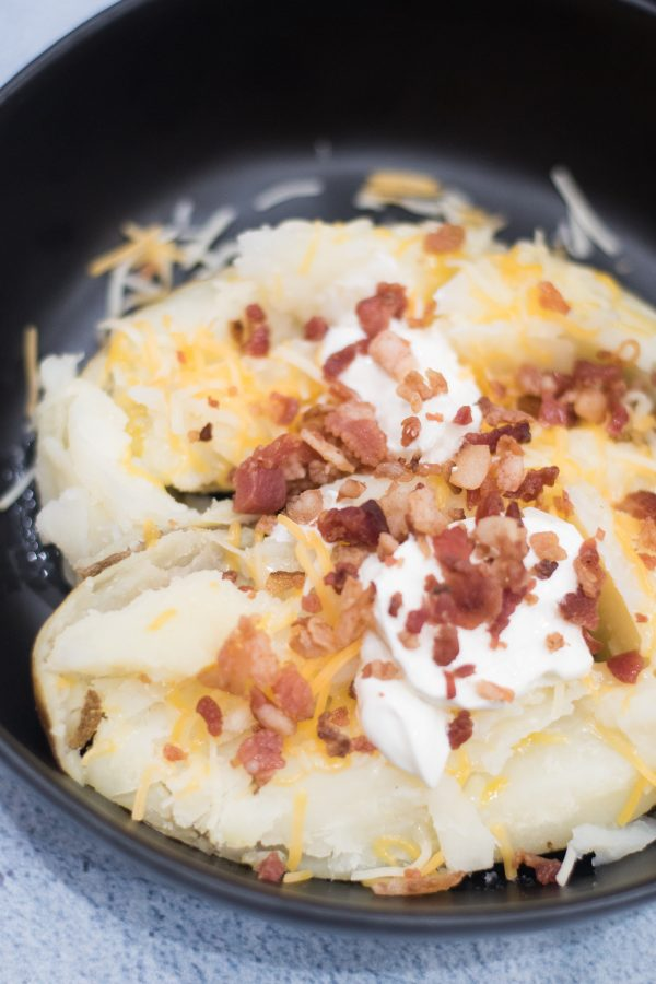 baked potato in the instant pot