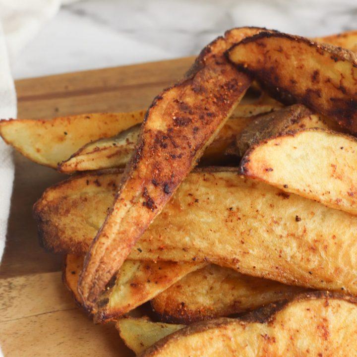 BBQ Potato Wedges