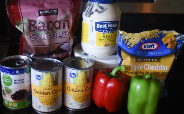 frito salad ingredients