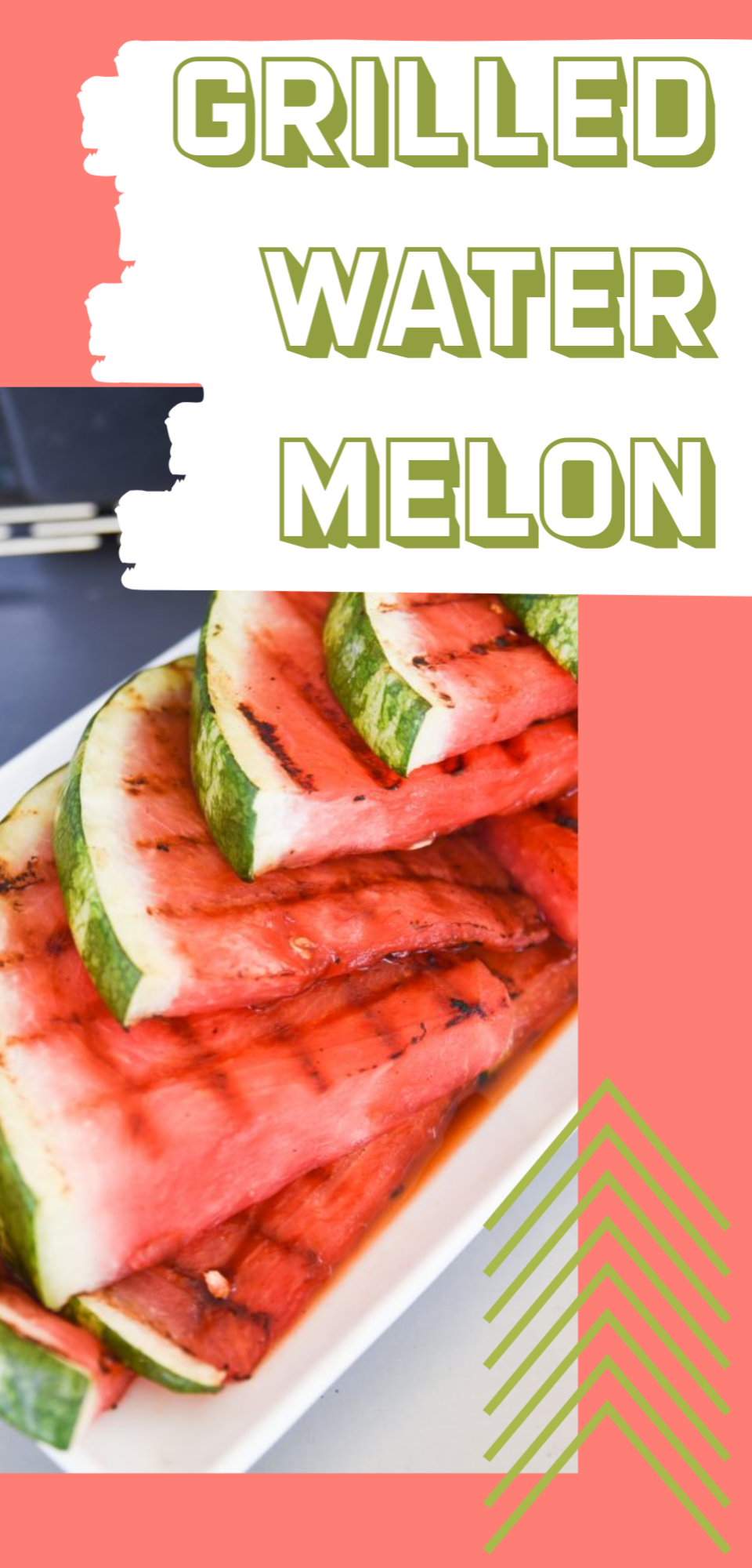 Freshly Grilled Watermelon is a unique and delicious snack that puts a twist on a classic summer fruit! Grilled Watermelon offers a sweet, salty, and smokey flavor that only leaves you wanting more. via @simplysidedishes89