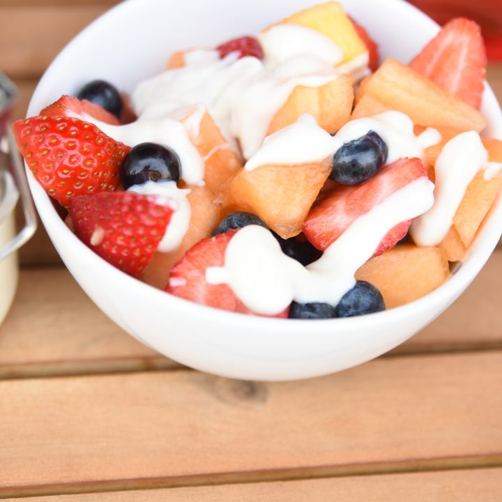 Fruit Salad Dressing