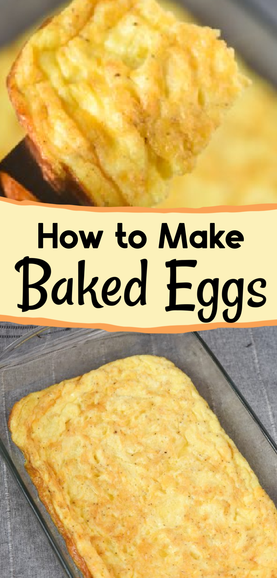 Buttery, cheesy and fluffy eggs every time? You have got to try Baked Scrambled Eggs. You won't be disappointed in how delicious these scrambled eggs taste. Making oven baked eggs has never been easier. via @simplysidedishes89