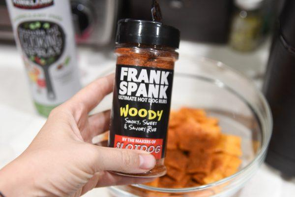 frank spank seasoning