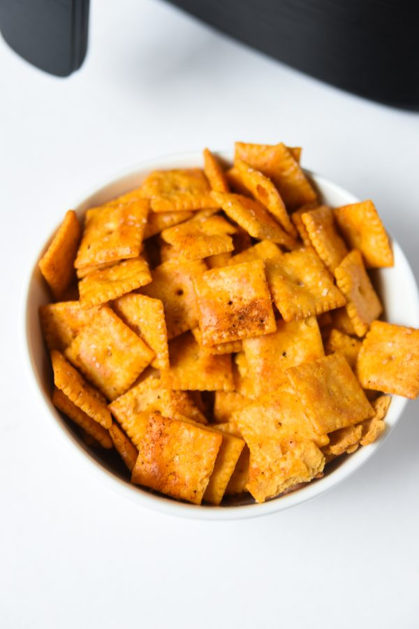 seasoned cheezits