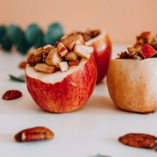 Stuffed Baked Apples image