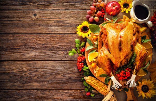 thanksgiving platter