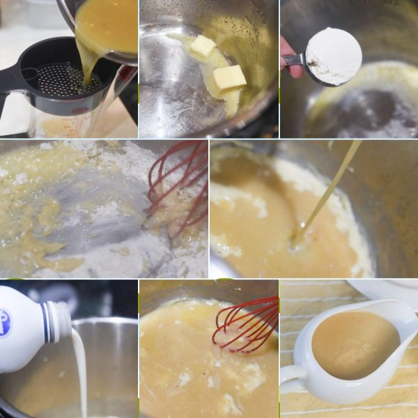 how to make instant pot gravy
