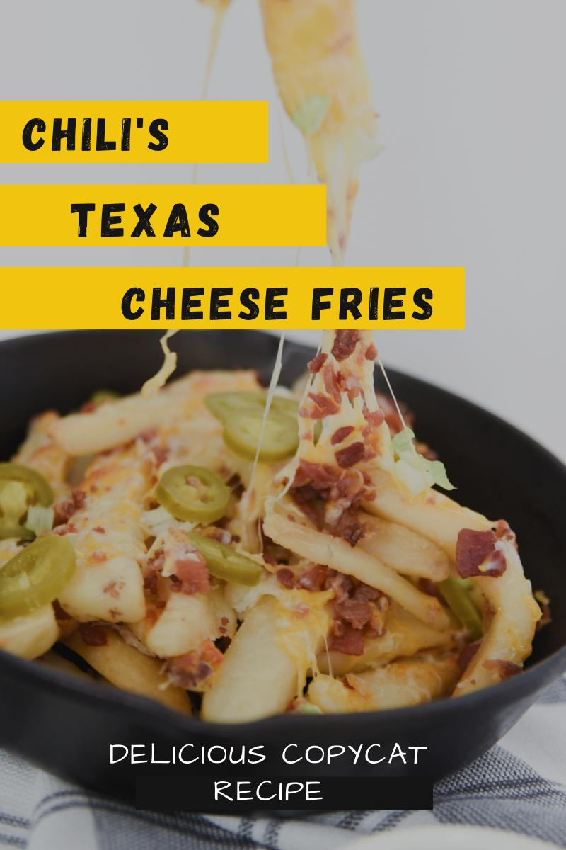 Chili's Copycat Texas Cheese Fries via @simplysidedishes89