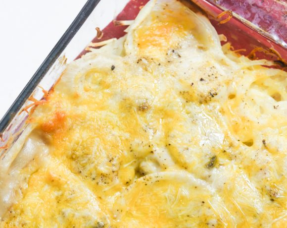 hash brown cheesy ptoato casserole