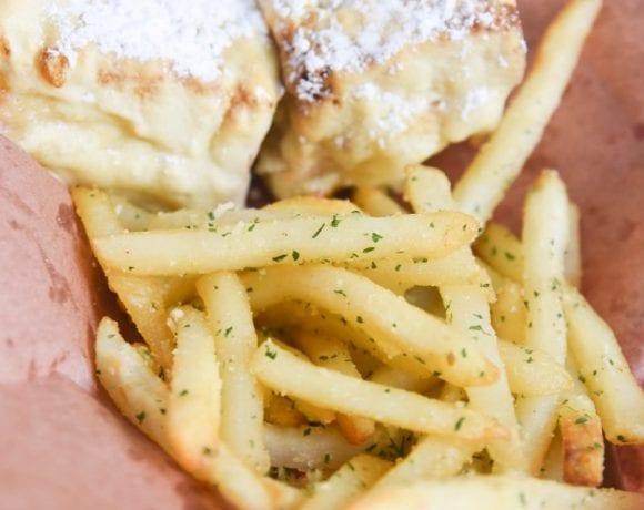 air fryer pommes frites
