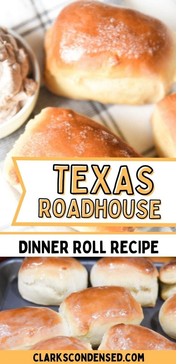 Do you ever find yourself wanting to go to Texas Roadhouse, just for the rolls? Well, now you can make them at home with this delicious copycat recipe that tastes just like the kind at the restaurant! via @simplysidedishes89